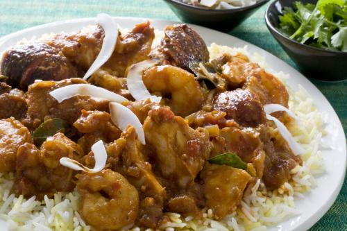 South indian seafood curry spice mecca south indian seafood curry forumfinder Gallery